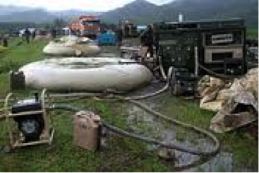 Desalitech water purification system revives brackish aquifer